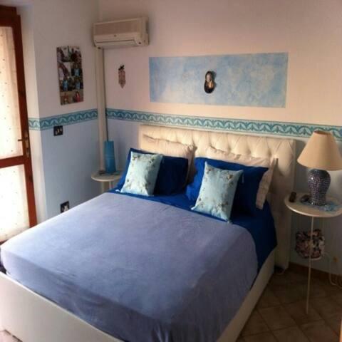 "VillaMelina ""Casa Mare"" conTerrazza - Santa Maria di Castellabate - Penzion (B&B)"