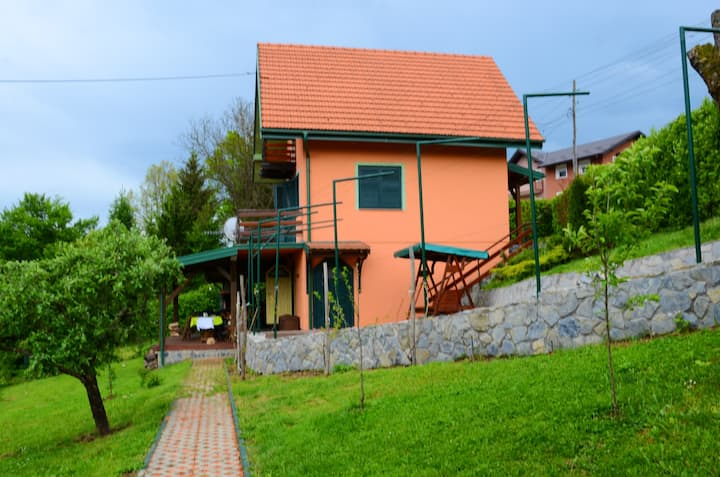House with 2 bedrooms in Jarče Polje, with enclosed garden and WiFi