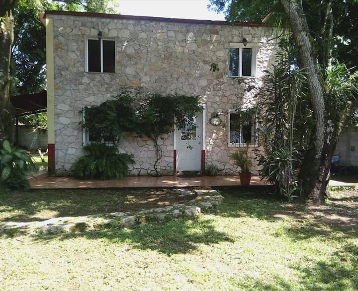 Preciosa casa de campo