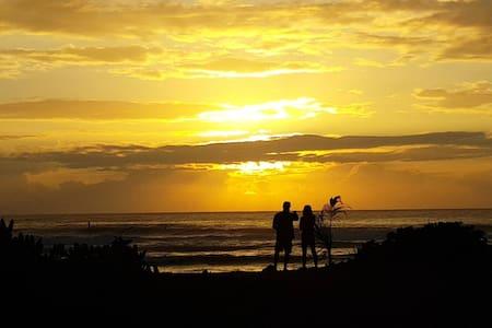 Sunset Beach & Ocean Views