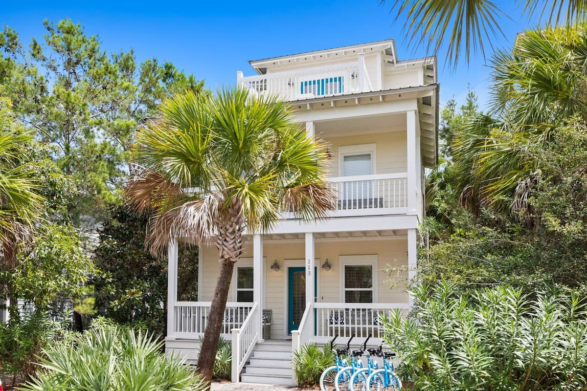 Newly Remodeled Beach Home