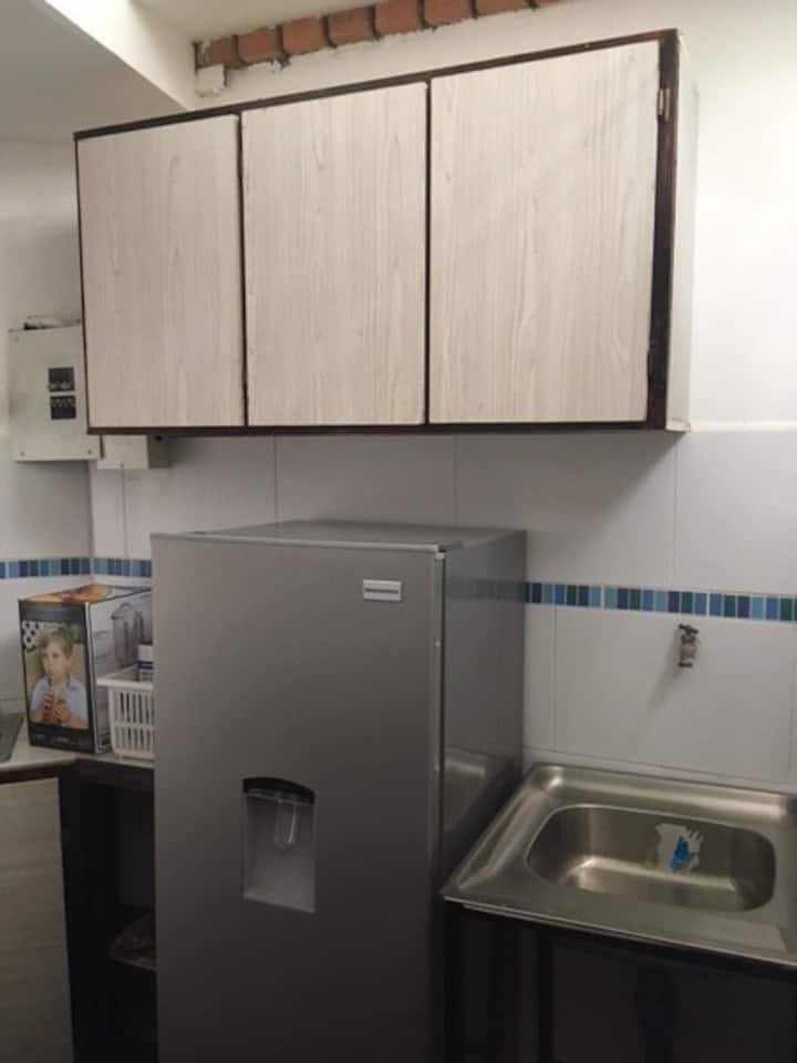 Two bedrs  apartament in Granadilla