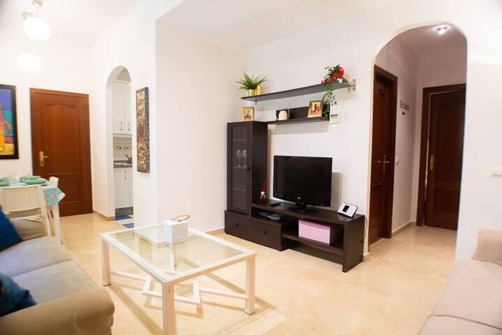 Beautiful & Cozy Apartment inTriana-Sevilla