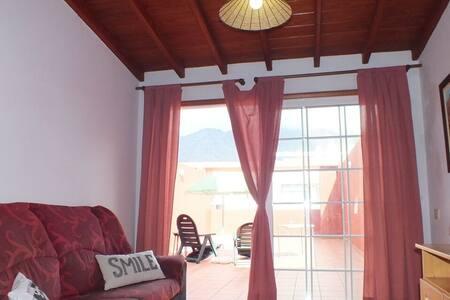 Acogedor piso con impresionante terraza - Los Llanos