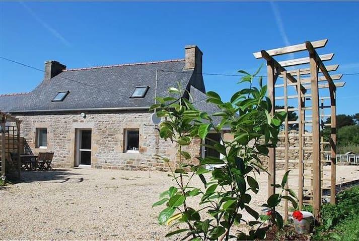 Charmante longère bretonne - Pleumeur-Bodou - Haus