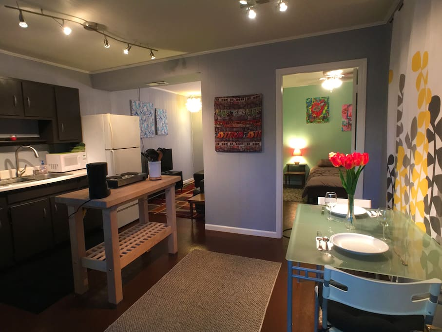 North Raleigh Apartment Convenient And Quiet