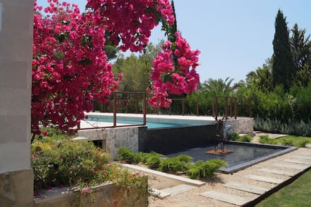 Family villa in the quiet place near the beach - Santa Ponsa - วิลล่า