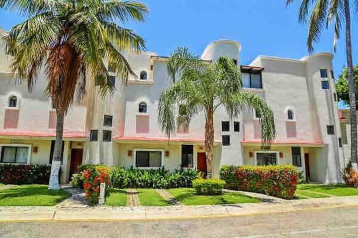 """Casa Acapulco Diamante """"Mayan Palace"""" en Vidanta."""