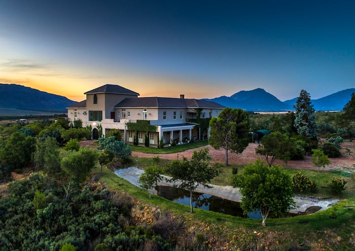 Guinevere Guest Farm  - Tulbagh