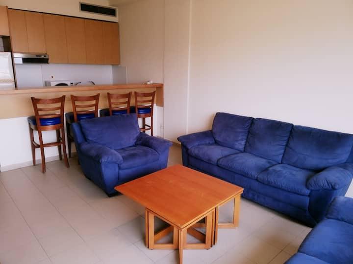A spacious flat in Siwar Center