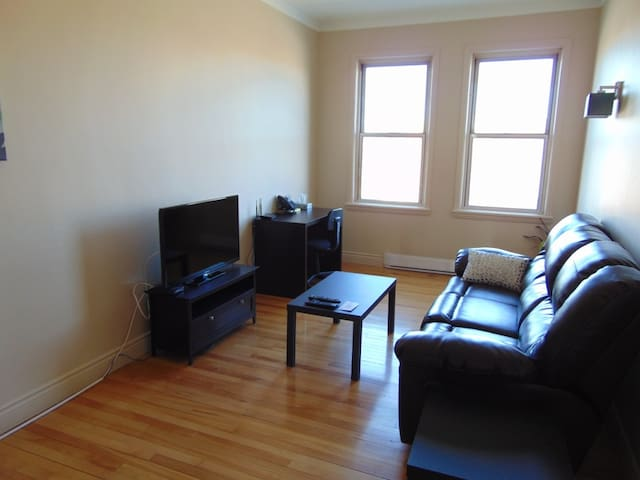 Grand logement complètement équipé - Shawinigan - Apartment