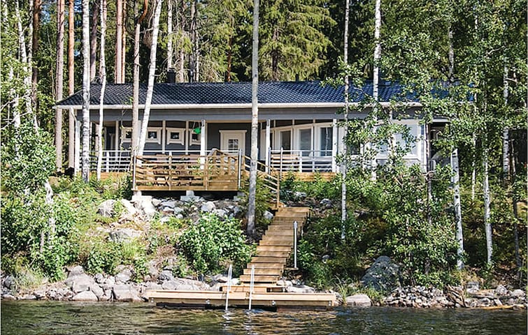 Holiday cottage with 3 bedrooms on 116 m² in Heinävesi
