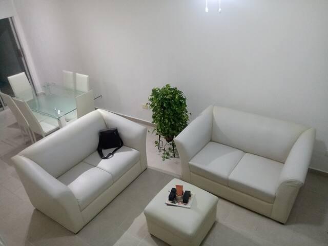 Alojamiento tranquilo y reconfortarble en Cancun.