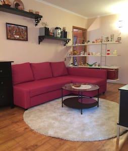 LUX!!Двухкомнатная квартира в центр - Bichvinta - Διαμέρισμα