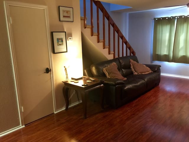Great 1 BR 1 1/2 bath Condo - San Antonio - Appartement