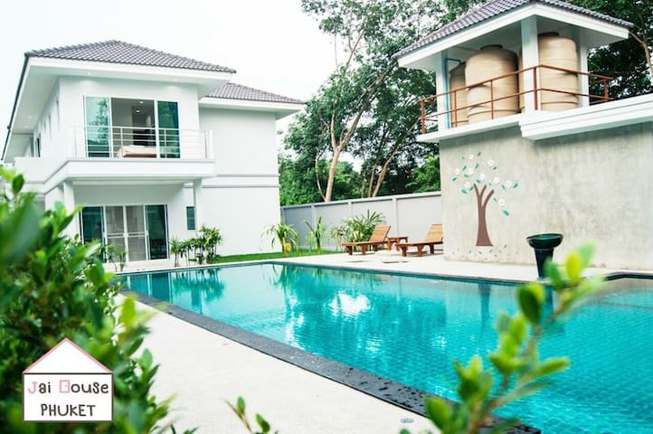 Jai House Phuket-Two bedroom villa1