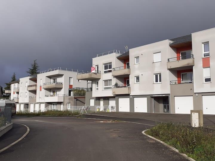 Appartement neuf proche rodez centre ville