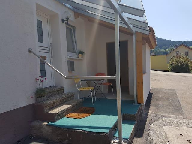 Gemütliche Wohnung an der Kinzig