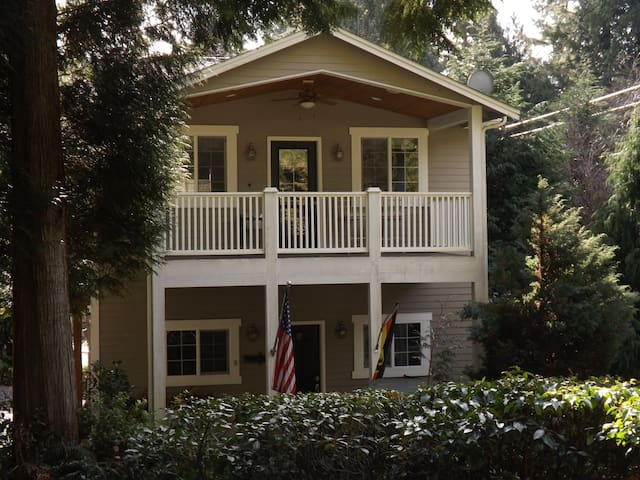 Private Wellington Carriage House - Woodinville - House