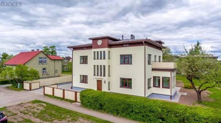 Viljandi, estonia Multi-unit building