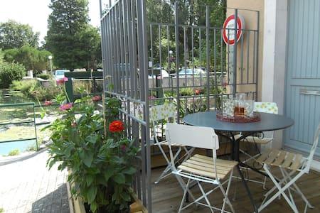 La Maison du Lac,Maison de plein pied de 85 m2 - Chauvigny - Дом