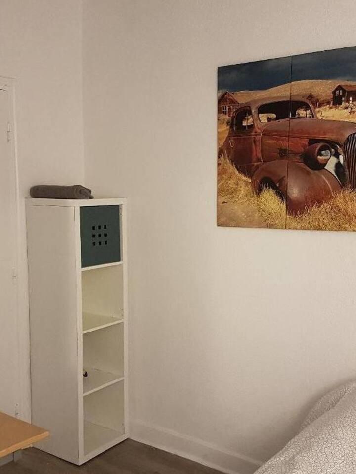 Little studio beaubourg (chapon)