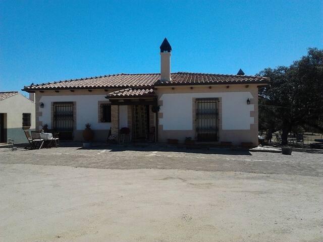 Disfruta tu Casa de Campo en Extremadura. - Torrejoncillo - Huis