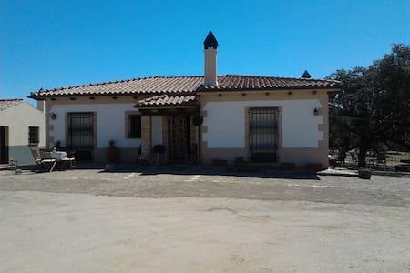 Disfruta tu Casa de Campo en Extremadura. - Torrejoncillo - Rumah