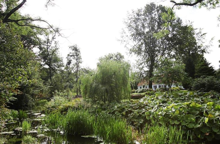 Moderne lejlighed i i smuk natur - Sommersted - コンドミニアム