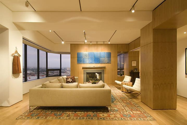 Luxury Penthouse in Downtown Houston
