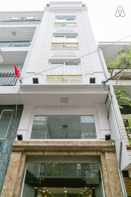 Exterior view at ta.maison