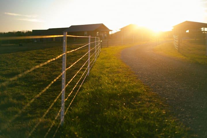 Crossing Creeks Farm RV/Camper Site