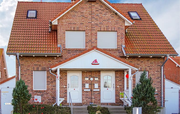 Semi-Detached with 3 bedrooms on 100m² in Insel Poel/Timmendorf