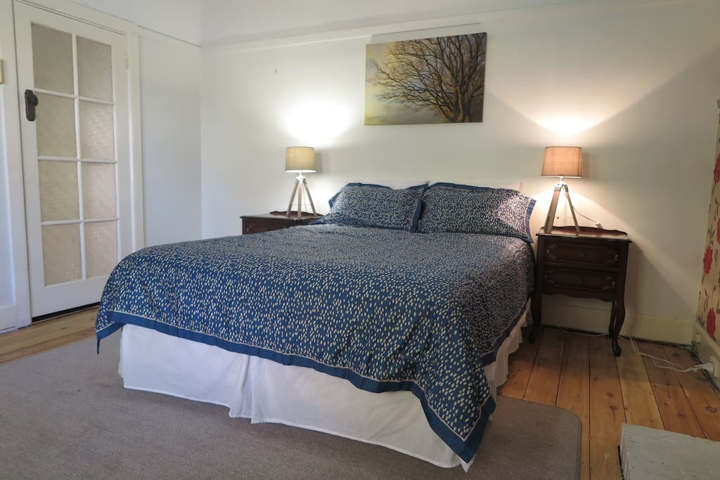Fully renovated large bedrooms