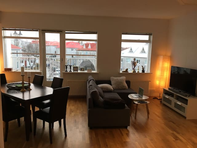 Great apartment in the city center