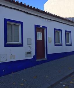 Casa tipica alentejana na vila - Arraiolos