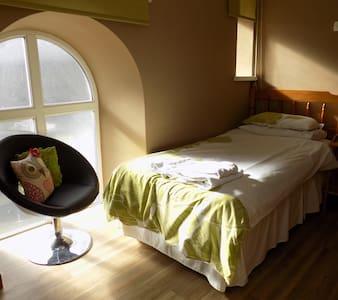 Pisgah Guesthouse: Single Bedroom En-Suite - Blaenau Ffestiniog