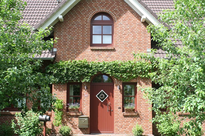 cosy 72 m² holiday apartment time-out in Bocholt
