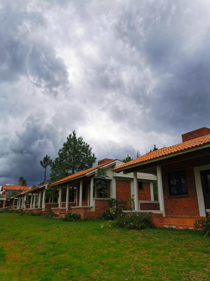El Santuario Iratzio Mich. cabaña 6