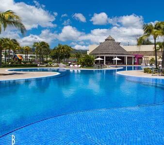 Master room in amazing beach club - Cruz de Huanacaxtle