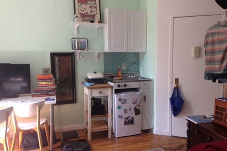 Small Studio in Bed-Stuy/Clinton Hill - Brooklyn - Appartamento