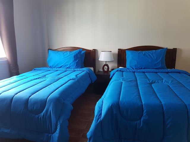 Mon's BnB (Twin Room)