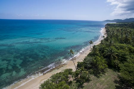 5 Acre Paradise on Caribbean Sea - Talo
