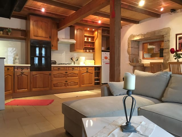 Rocamadour : Cottage for 2 persons