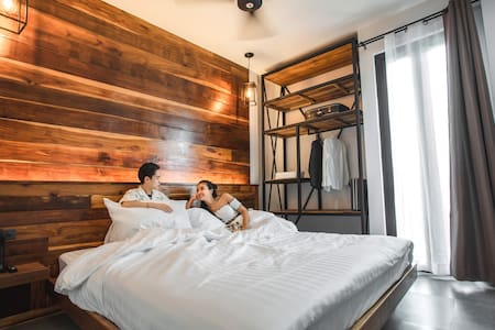 Xent Hostel Ranong l Room3