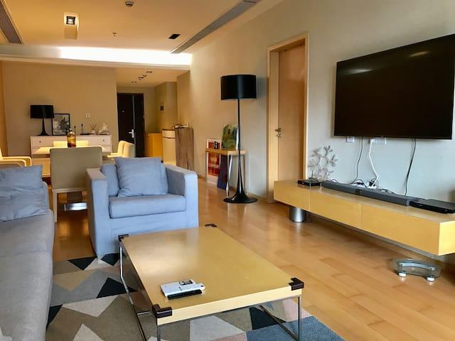 Modern 2br Apt in Central Shanghai - Shanghai  - Apartamento