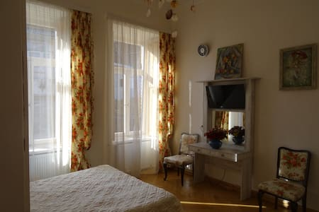 Тбилисский стиль, комфорт, тишина и уют - Tiflis - Daire