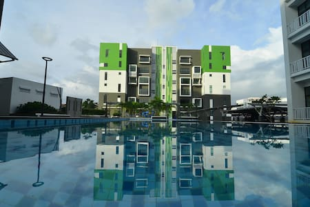 The Cube | New & Spacious Condo | Boulevard Mall - Kuching - Társasház