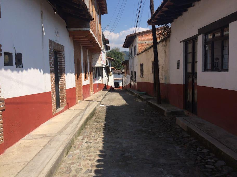 Callejon del Piru
