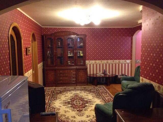 Уютная квартира в центре города Туапсе. - Tuapse - Leilighet